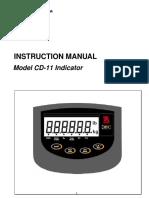Model CD-11 Indicator (2)