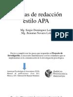 13. Modelo Apa - Usmp