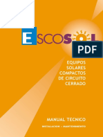 Manual Compactos Termicos Solares Salvador Escoda