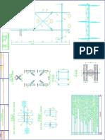 Detalle de Estructura Tipo H