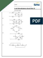 Física - Clóvis - Exercícios de Eletrodinâmica Geral (Lista 3) 2018