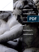 Barbara Rosenwein H-Emotional Communities in the Early Middle Ages-Cornell University Press (2006)