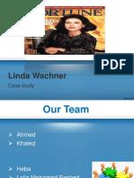 Linda Wachner Case Study