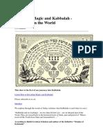 Decoding Magic and Kabbalah - Windows on the World