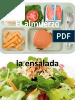 1. El almuerzo(1)