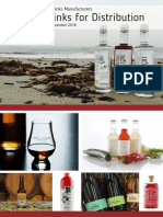 Catalogue of Danish Drinks for Distributors 2018 Final Updated Web