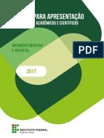 Norma Apresentação Trab Acad Cient-IfES-2017
