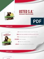 Usted SA Español 22.08.2018