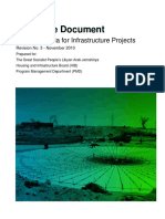 Design Criteria for Infrastructure Projects - Rev 03 - Nov 2010