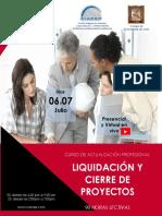 LIQUIDACION Y CIERRE DE PROYECTOS (1).pdf