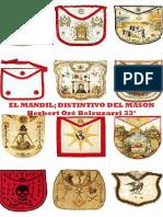 Herbert Ore - El Mandil Distintivo Del Masón
