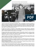 El Argentino Que Fue Ministro de Hitler y Murió en El Anonimato