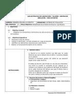 Guías de Practicas de Mantenimiento de Un Sistema de Dirección Caja Mecánica