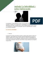 Como Combatir La Infertilidad y Quedar Embarazada