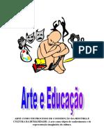 Arte na Educação. Apostila.doc