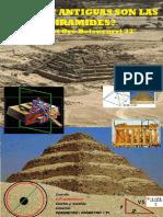 Herbert Ore - Que Tan Antiguas Son Las Piramides