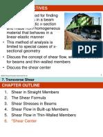 Hibbeler, Mechanics of Materials-Transverse Shear 1