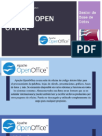 OpenOffice TEORÍA
