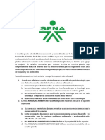 Diana Evaluacion Sena Globalizacion