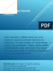 Common Network Cables