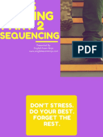 Apt is Reading Part Sequencing