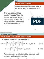 Hibbeler, Mechanics of Materials-Stress Transformation 2