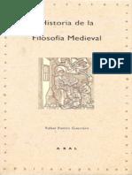 Rafael Ramon Guerrero - Historia de La Filosofia Medieval.pdf
