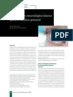 Exploración Neurológica Básica UNAM