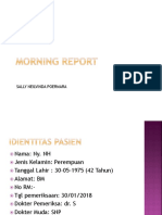 Morning Report Sally