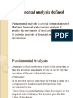 What is Fundamental Analysis[1]