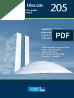 Combate à corrupção - Análise de impacto legislativo das propostas do Ministério Público