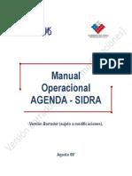 Manual Sidra