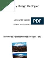 Estabilidd y Riesgo Geologico