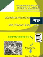 Diapositivas de Gestion de Politicas Publicas