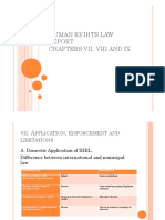 Human Rights Law Syllabus Grm