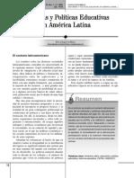 Dialnet-ReformasYPoliticasEducativasEnAmericaLatina-2973210