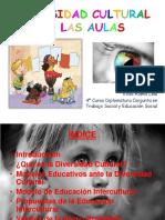 Diversidad Cultural en las aulas