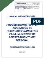 procedimiento