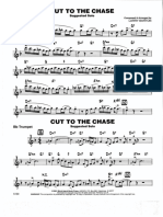 Cut To Chase Big Band