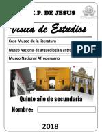 Ficha de Estudios de Quinto Añog