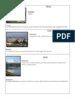 Diccionario geografico