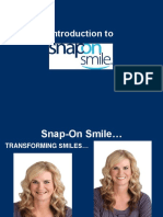 Snap on Smile Todays Multi Purpose Restorative Appliance