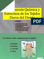 Eq. 3 Composición Química y Estructura de Los Tejidos Duros Del Diente