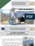 1. Agua Saludable