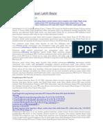 Artikel - Contoh Penghitungan PPh WP Badan Yang Peredaran Brutonya Di Atas Rp 4,8 Sd 50 M