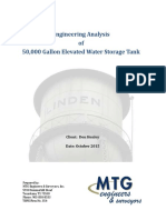 Water Tower Engineering Summary Oct2015