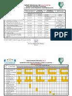 Informe y Cronograma
