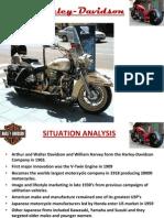 Harley_Davidson Ganago Ppt