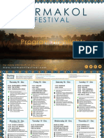 Karmakol cultural festival