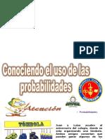 diapositivas de Probabilidades + tipo ECE
